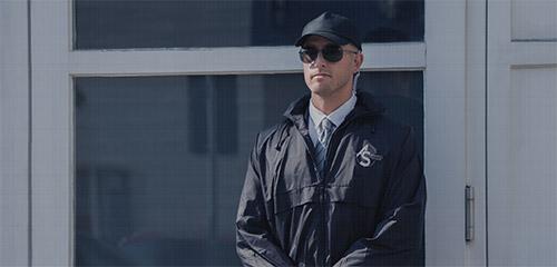 Agent de sécurité - Gardiennage